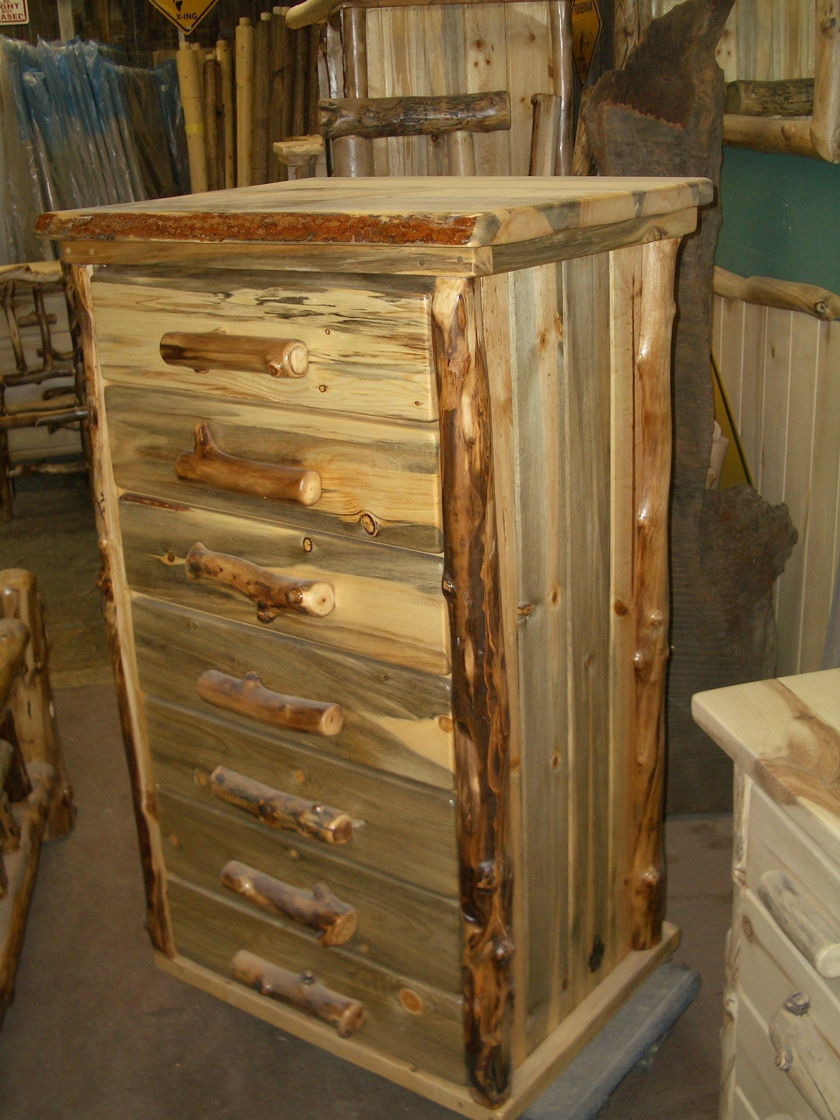 Portfolios Archive Page 2 Of 3 Aspen Log And Beetle Kill Pine Furniture