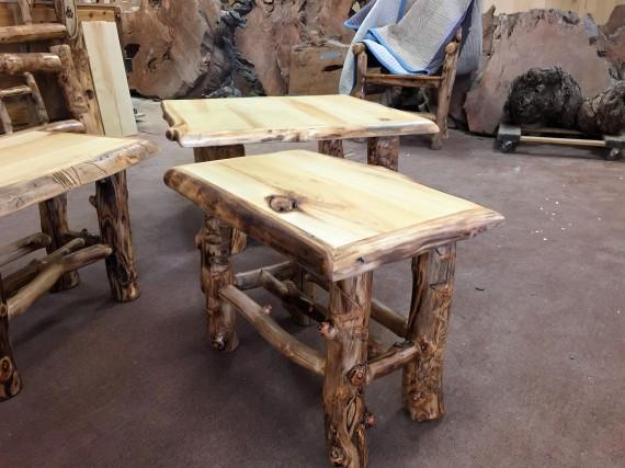 Portfolio Category 1 Col Aspen Log And Beetle Kill Pine Furniture